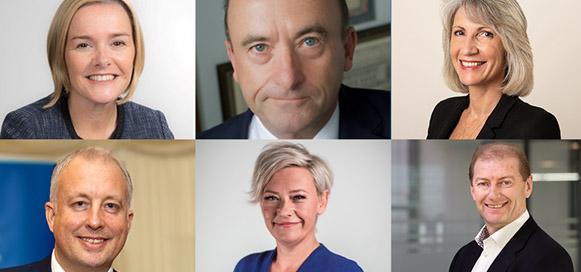 RIBA new board members 2020