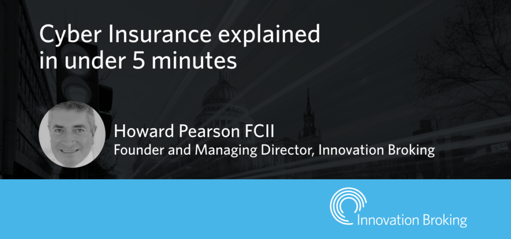 Cyber insurance explained