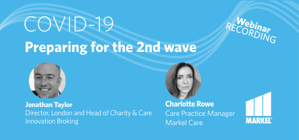 preparing for the second wave - Covid19