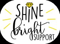 Shine Bright Charity logo