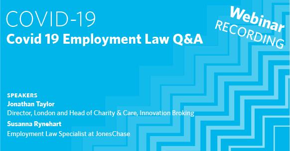 COVID-10 Employment Law Q&A