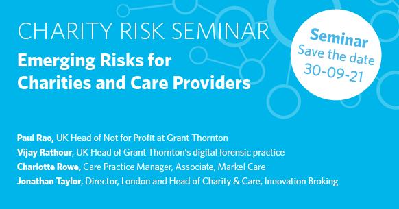Charity Risk Seminar news